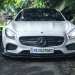 Mercedes-AMG GT S тюнинг от RevoZport