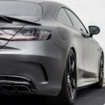 Mercedes S63 AMG Coupe тюнинг от Renntech
