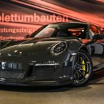 Porsche 911 GT3 RS тюнинг от Edo Competition