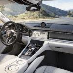 Porsche Panamera 2017 официальное фото интерьера