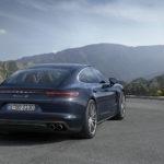 Porsche Panamera 2017 официальное фото
