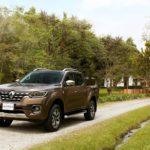 Renault Alaskan вид спереди