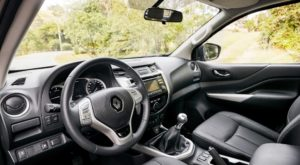 Renault Alaskan интерьер