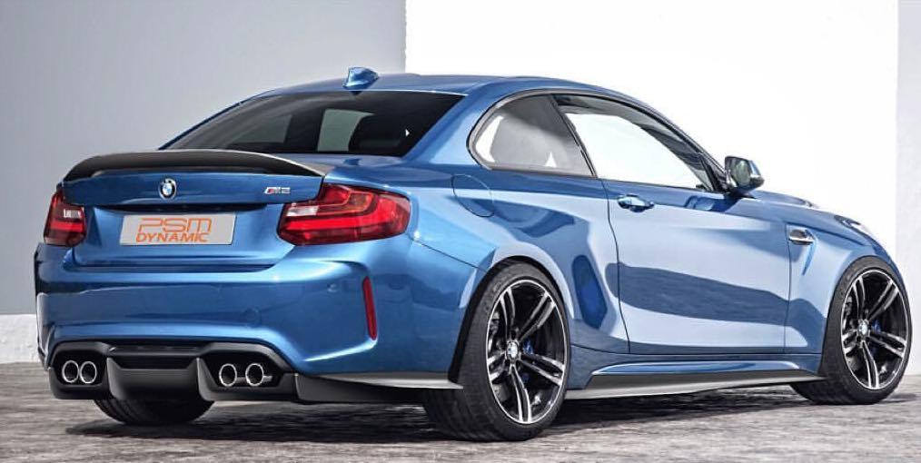 BMW M2 в тюнинге PSM Dynamic