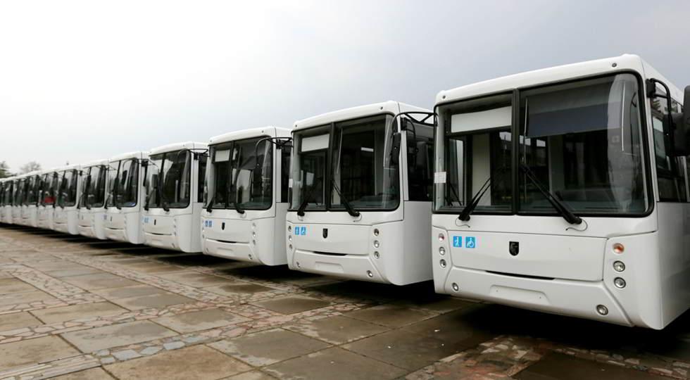 КАМАЗ-6282 электробус