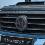Mercedes G500 4x4 тюнинг от Mansory