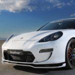 Porsche Panamera получил тюнинг-пакет от Fairy Design