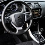 Suzuki SX4 / S-Cross 2017 модельного года официальное фото