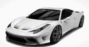 Vorsteiner Ferrari 458-VX