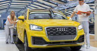 Audi Q2 старт производства