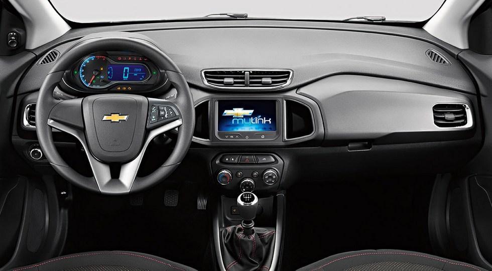 Chevrolet Onix салон
