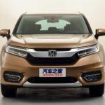 Honda Avancier живые фото кроссовера