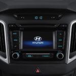 Hyundai Creta фото интерьера - мультимедийная система