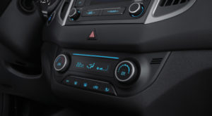 Hyundai Creta фото интерьера - климат-контроль