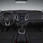 Hyundai Creta фото интерьера - приборная панель вся