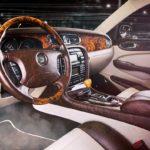 "Jaguar XJ ""Single Malt"" тюнинг салона от Vilner"