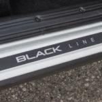 Lada Kalina Black Line