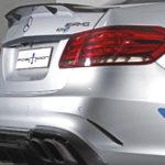 Mercedes-AMG E63 тюнинг от Posaidon