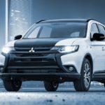 Mitsubishi Outlander в честь 25-летия работы в России