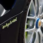 Porsche 918 Spyder черный матовый