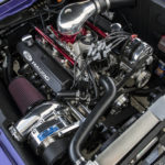 Blurple Classic Recreations Shelby GT500CR Mustang