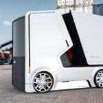 Truck for Audi - грузовики будущего
