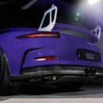 Porsche 911 GT3 RS тюнинг от Techart