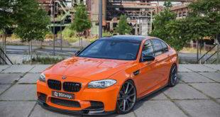 BMW M5 тюнинг от Carbonfiber Dynamics