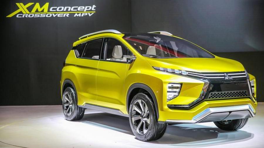 Mitsubishi-XM-Concept-mini