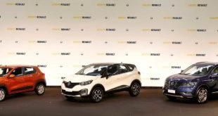 Renault обновляет линейку кроссоверов в Бразилии