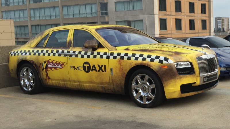 rolls-royce-crazy-taxi-wrap