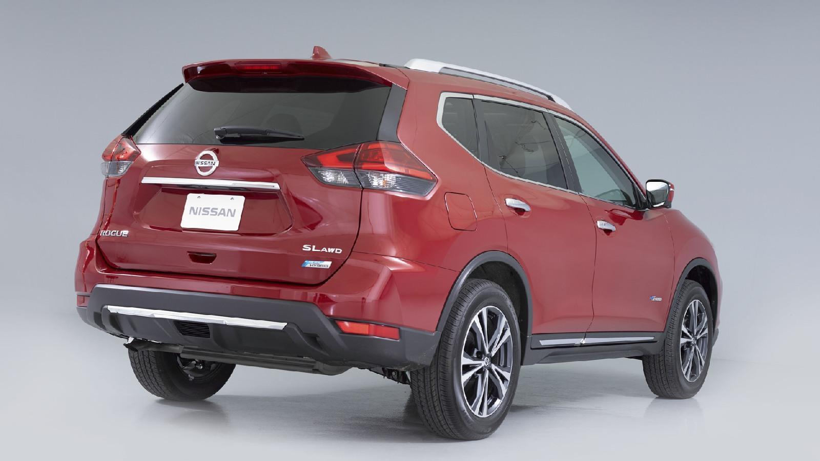 Nissan Rogue / X-Trail 2017