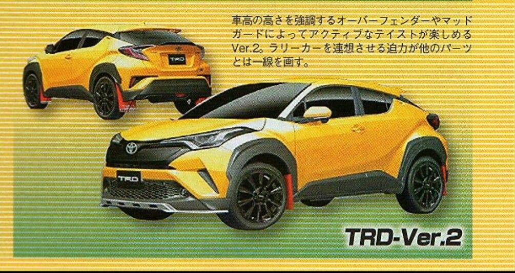 Toyota C-HR TRD