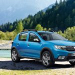 Обновленные Dacia Logan, Logan MCV, Sandero, Sandero Stepway