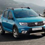 Dacia (Renault) Sandero 2017