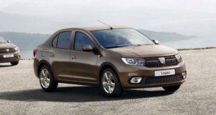 Dacia (Renault) Logan 2017