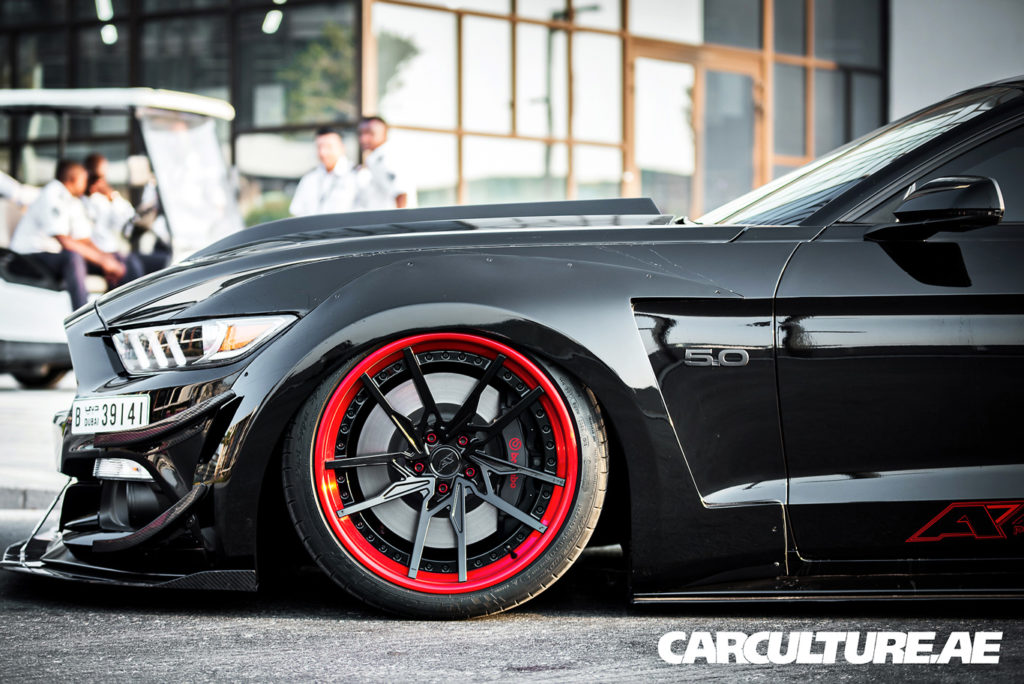 ALPHA ONE S550 FORD MUSTANG