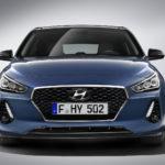 Hyundai i30 официальное фото