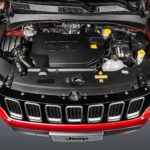 Jeep Compass Trailhawk 2017 фото двигателя под капотом
