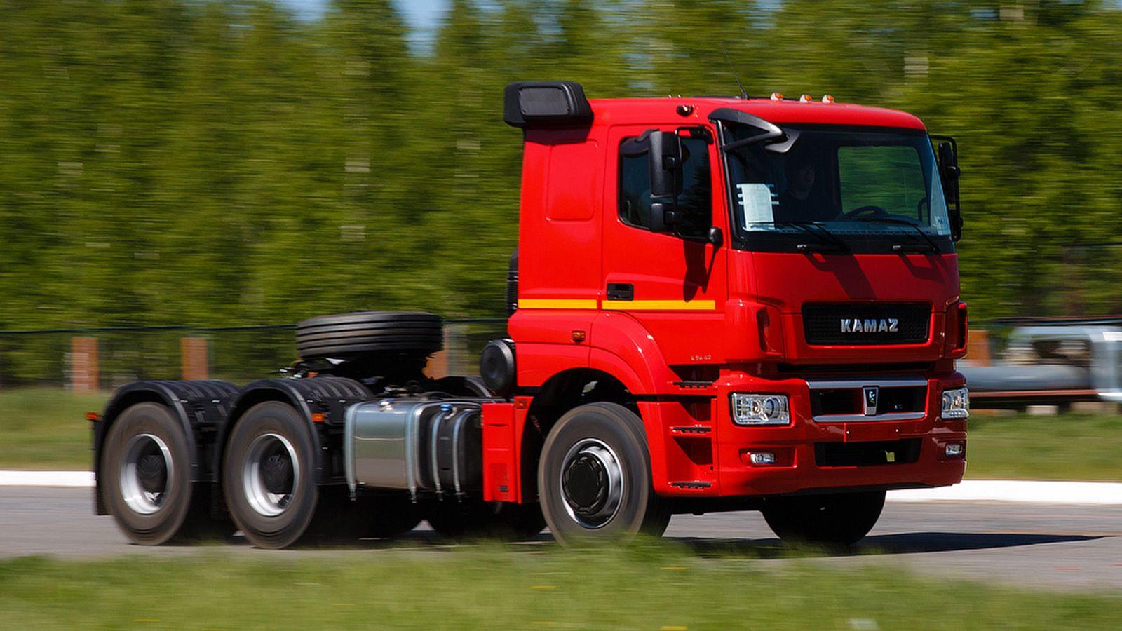 КамАЗ изумит новыми моделями грузовых авто