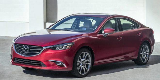 Обновленная Mazda6 получила рублевые ценники - avtovesti.com