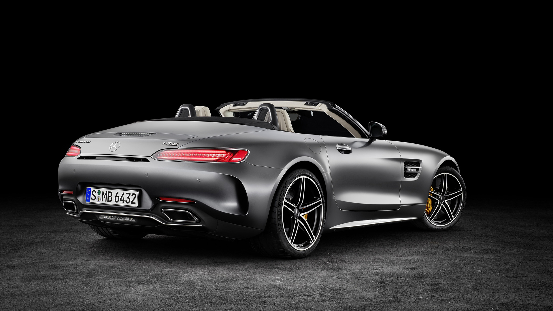 Mercedes-AMG GT С Roadster