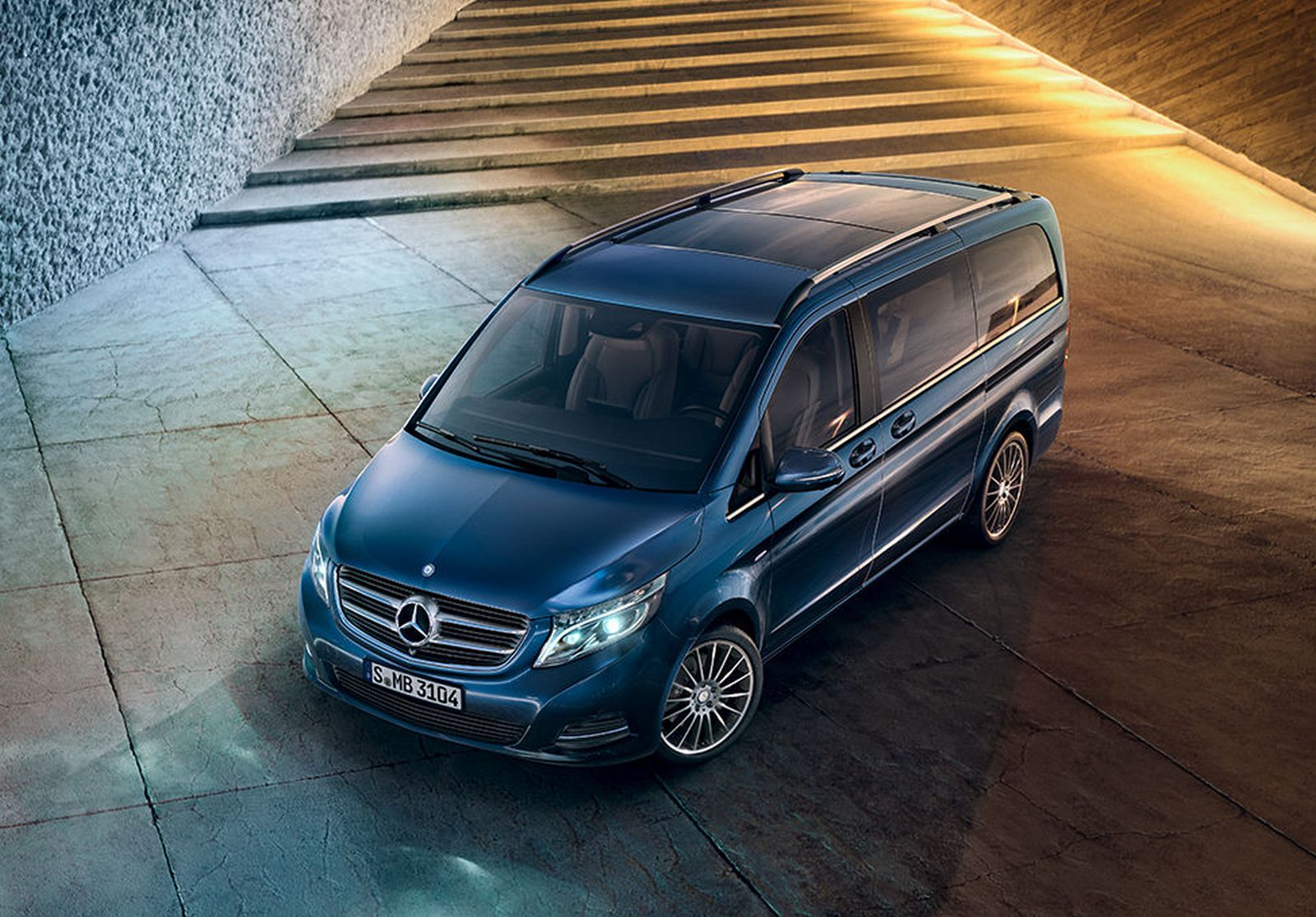 Mercedes-Benz V Class Exclusive