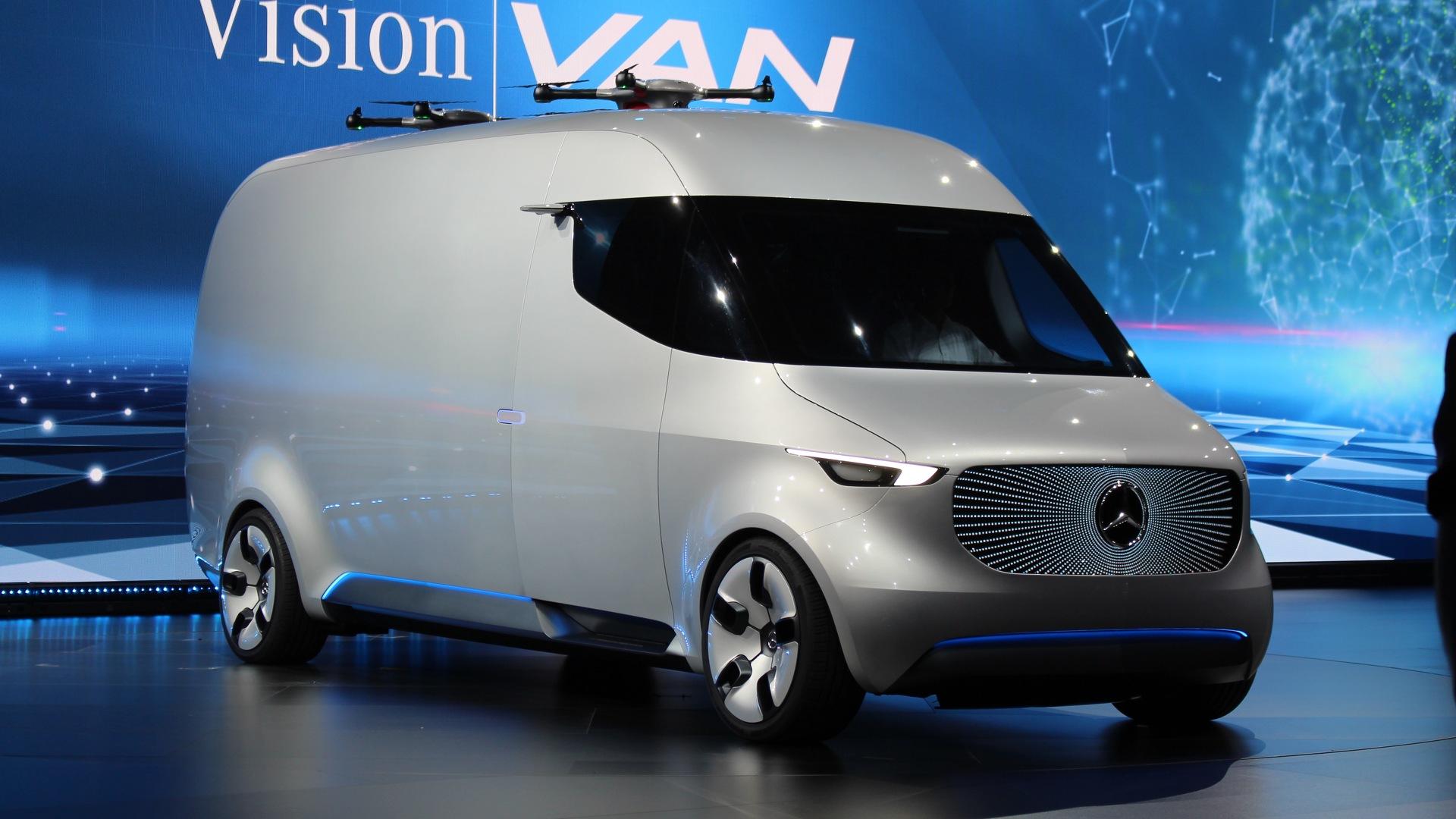 Mercedes Benz Vision Van Concept 6 Avtovesti Com