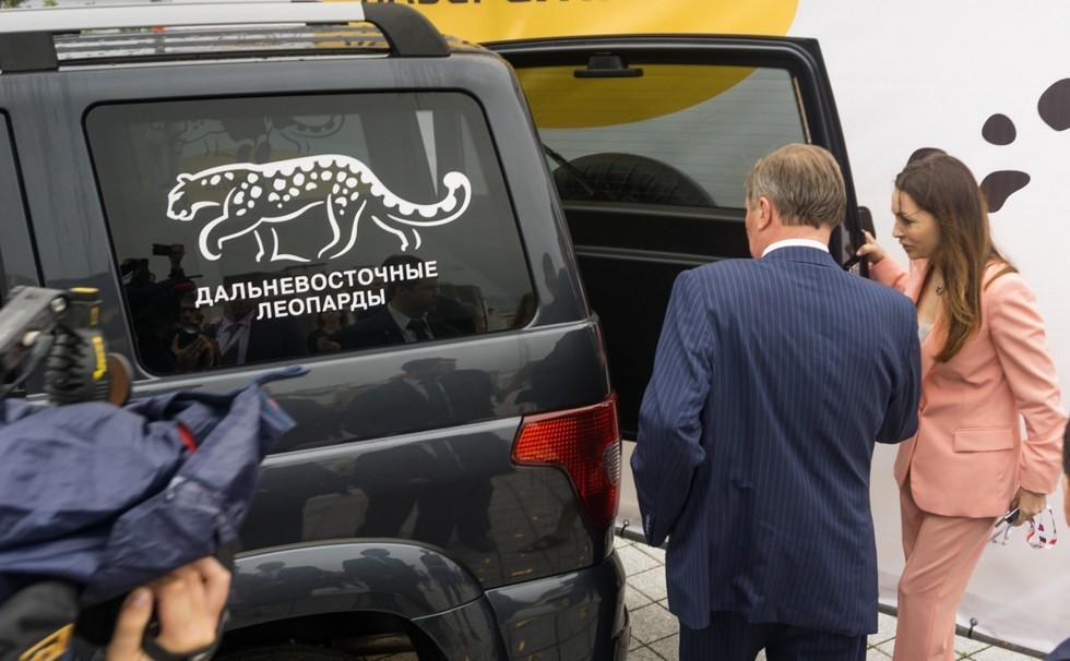 Обновленный УАЗ Патриот