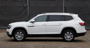 Volkswagen Teramont profile