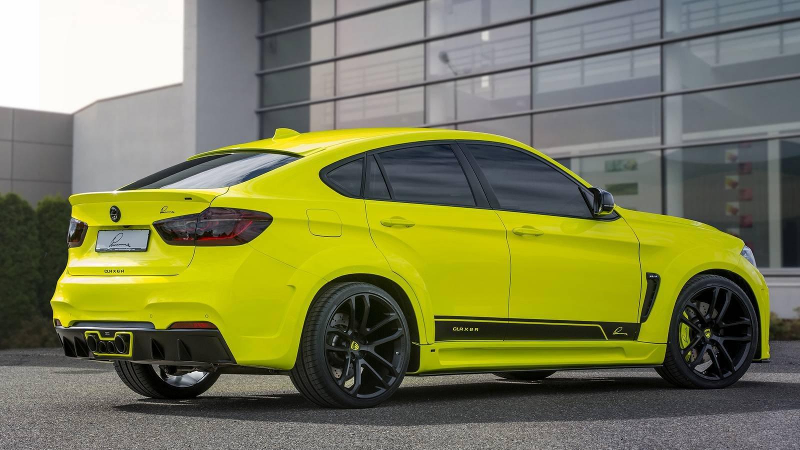 BMW X6 M Lumma Design