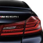 BMW 5 Series 2017 M550i