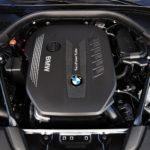 BMW 5 Series 2017 двигатель