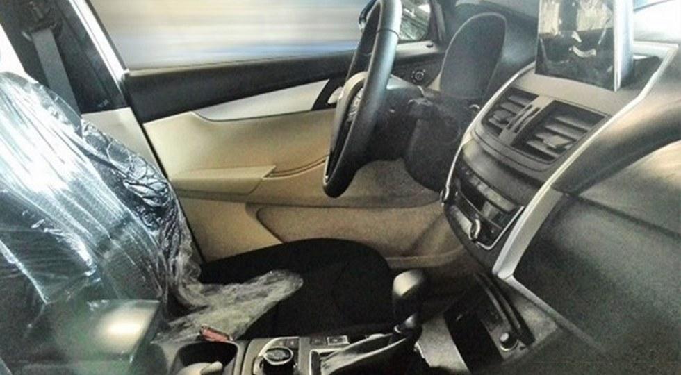 Кконцу осени дебютирует серийный кроссовер Borgward BX5